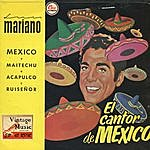 """Luis Mariano Vintage México Nº4 - Eps Collectors. B.s.o: """"el Cantor De México"""""""