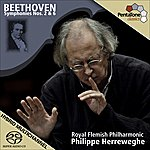 Philippe Herreweghe Beethoven: Symphonies Nos. 2 And 6