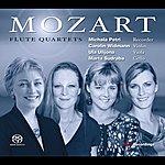 Michala Petri Mozart: Flute Quartets Nos. 1-4