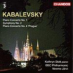 Kathryn Stott Kabalevsky: Piano Concertos, Vol. 2
