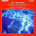 London Sinfonietta Abrahamsen, H.: Marchenbilder / Lied In Fall / Winternacht