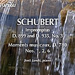 Jenő Jandó Schubert, F.: Impromptus, D. 899 And D. 935, No. 3 / 6 Moments Musicaux (Excerpts) (Jando)