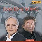 David Geringas Senderovas, A.: David's Song / Sonata For Cello And Percussion / Due Canti / Songs Of Shulamith / (Geringas, Vilnius String Quartet)