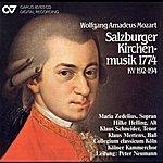Peter Neumann Mozart, W.a.: Dixit And Magnificat / Missa Brevis / Sancta Maria, Mater Dei