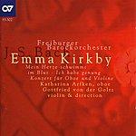 Emma Kirkby Bach, J.s.: Mein Herze Schwimmt im Blut / Ich Habe Genug (Kirby)