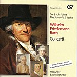 Freiburger Barockorchester Bach, W.f.: Sons Of Bach (The), Vol. 1 - Concertos