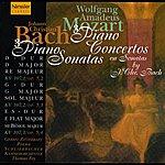 Gerrit Zitterbart Mozart: Piano Concertos / Bach, J.c.: Piano Sonatas