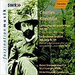 Heinz Holliger Koechlin: Course De Printemps (La), Op. 95 / Le Buisson Ardent, Op. 203 / Op. 171