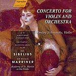 Neville Marriner Sibelius: Tempest (The), Op. 109: Incidental Music / Violin Concerto In D Minor, Op. 47