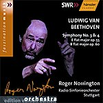 Sir Roger Norrington Beethoven: Symphonies Nos. 3 And 4