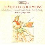 Konrad Junghanel Weiss, S.l.: Suites In C Minor / G Minor / Prelude And Fugue In C Major (Junghanel)
