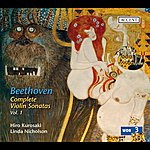 "Hiro Kurosaki Beethoven, L. Van: Violin Sonatas, Vol. 1 (Kurosaki, Nicholson) - Nos. 9, ""kreutzer"" And 10"