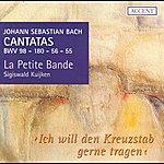 Sigiswald Kuijken Bach, J.s.: Cantatas, Vol. 1 (Kuijken) - Bwv 55, 56, 98, 180