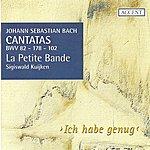 La Petite Bande Bach, J.s.: Cantatas, Vol. 3 (Kuijken) - Bwv 82, 102, 178