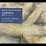 Sigiswald Kuijken Bach, J.s.: Cantatas, Vol. 6 (Kuijken) - Bwv 1, 18, 23
