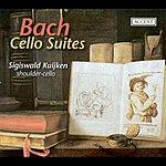Sigiswald Kuijken Bach, J.s.: Cello Suites Nos. 1-6, Bwv 1007-1012 (Kuijken On Cello Da Spalla)