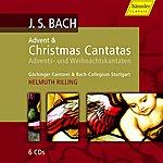 Helmuth Rilling Bach, J.S.: Christmas Cantatas