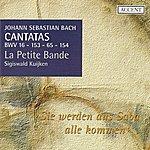 Sigiswald Kuijken Bach, J.s.: Cantatas, Vol. 4 (Kuijken) - Bwv 16, 65, 153, 154