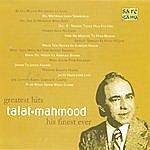 Talat Mahmood Greatest Hits - Talat Mahmood