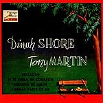 "Dinah Shore Vintage Vocal Jazz / Swing Nº 45 - EPs Collectors, ""Dinah Shore And Tony Martin"""
