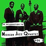 The Modern Jazz Quartet An Introduction To Modern Jazz Quartet Vol 2