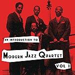 The Modern Jazz Quartet An Introduction To Modern Jazz Quartet Vol 1