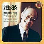 """Leonard Bernstein Beethoven: Piano Concerto No. 3 & No. 5 """"Emperor"""" (Expanded Edition)"""