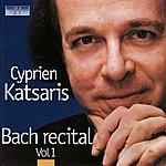 Cyprien Katsaris Bach Recital, Vol. 1