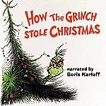 Boris Karloff How The Grinch Stole Christmas