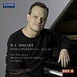 Lars Vogt Mozart, W.a.: Piano Concertos Nos. 20 And 23 (Vogt, Salzburg Mozarteum Orchestra, Bolton)