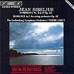 Neeme Järvi Sibelius: Symphony No. 2 In D Major, Op. 43 / Romance In C Major, Op. 42