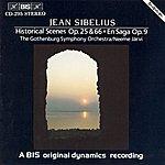 Neeme Järvi Sibelius: Scenes Historiques, Op. 25 And Op. 66 / En Saga, Op. 9