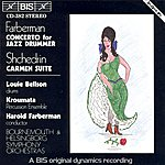 Louie Bellson Farberman / Bizet & Shchedrin: Concerto For Jazz Drummer & Orch / Carmen Suite
