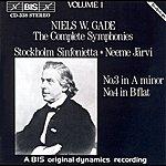 Neeme Järvi Gade: Complete Symphonies, Vol. 1
