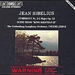 Neeme Järvi Sibelius: Symphony No. 3 / King Cristian II Suite