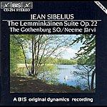 Neeme Järvi Sibelius: Lemminkainen Suite, Op. 22
