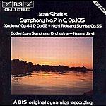 Neeme Järvi Sibelius: Symphony No. 7 / Kuolema: Incidental Music / Night-Ride And Sunrise
