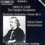 Neeme Järvi Gade: Complete Symphonies, Vol. 2