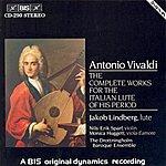 Nils-Erik Sparf Vivaldi: Complete Works For The Italian Lute