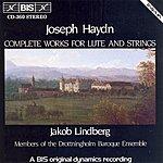 Nils-Erik Sparf Haydn: Complete Works For Lute And Strings