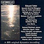 Nils-Erik Sparf Tubin: Violin Sonata / Alto Saxophone Sonata / Ave Maria
