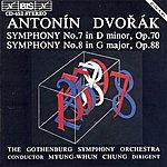 Myung-Whun Chung Dvorak: Symphonies Nos. 7 And 8