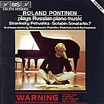 Roland Pontinen Pontinen, Roland: Russian Piano Music