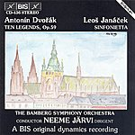 Neeme Järvi Dvorak: Legends, Op. 59 / Janacek: Sinfonietta