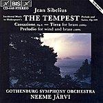 Neeme Järvi Sibelius: Tempest (The), Op. 109 / Cassazione, Op. 6