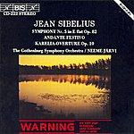 Neeme Järvi Sibelius: Symphony No. 5 / Karelia Overture / Andante Festivo