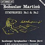 Neeme Järvi Martinu: Symphonies Nos. 1 And 2