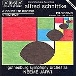 """Neeme Järvi Schnittke: Concerto Grosso No. 4 (""""symphony No. 5"""") / Pianissimo"""
