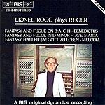 Lionel Rogg Rogg Plays Reger