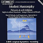 Finnish Radio Symphony Orchestra Mussorgsky: Pictures At An Exhibition/St. John's Night On Bald Mountain